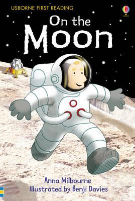 On the Moon - Milbourne, Anna