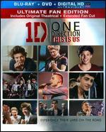 One Direction: This Is Us [2 Discs] [Includes Digital Copy] [UltraViolet] [Blu-ray/DVD]