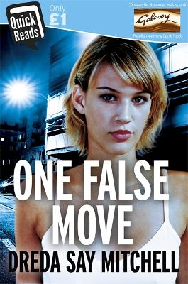 One False Move: a thrilling pageturning race against time - Mitchell, Dreda Say