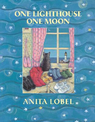 One Lighthouse, One Moon -