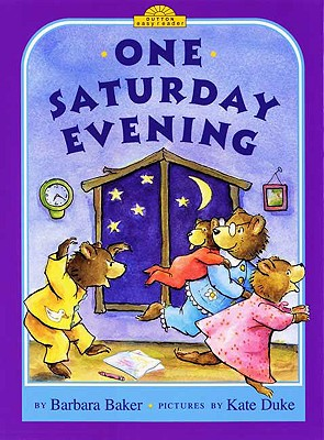 One Saturday Evening - Baker, Barbara