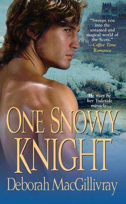 One Snowy Knight - MacGillivray, Deborah