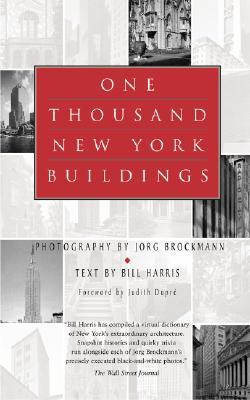 One Thousand New York Buildings - Harris, Bill