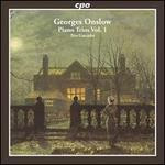 Onslow: Piano Trios, Vol. 1