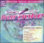 Open Mic Karaoke: Christian Rock, Vol. 1