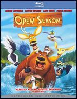 Open Season [Blu-ray] - Anthony Stacchi; Jill Culton; Roger Allers