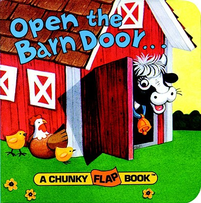 Open the Barn Door, Find a Cow - Santoro, Christopher (Illustrator)