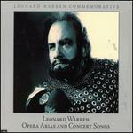 Opera Arias & Concert Songs