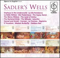 Opera in English from Sadler's Wells - Alan Morrell (vocals); Ava June (vocals); Charles Craig (vocals); Cynthia Morey (vocals); Denis Dowling (vocals);...