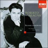 Operatic Arias - Paul Beniston (trumpet); Roberto Alagna (tenor); London Philharmonic Orchestra; Richard Armstrong (conductor)