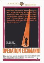 Operation Eichmann - R. G. Springsteen
