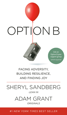 Option B: Facing Adversity, Building Resilience, and Finding Joy - Sandberg, Sheryl