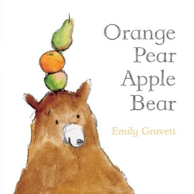 Orange Pear Apple Bear -