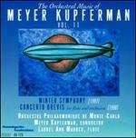 Orchestral Music of Meyer Kupferman Vol. 11: WINTER SYMPHONY / CONCERTO BREVIS