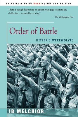 Order of Battle: Hitler's Werewolves - Melchior, I B
