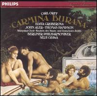 Orff: Carmina Burana - Edita Gruberová (soprano); John Aler (tenor); Thomas Hampson (baritone); Berlin National Cathedral Choir (choir, chorus);...