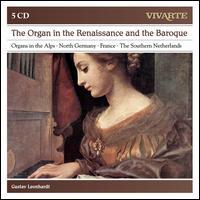 Organ in Renaissance & Baroque - Gustav Leonhardt (organ)