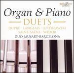 Organ & Piano Duets