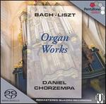 Organ Works by Bach & Liszt