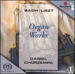 Organ Works by Bach & Liszt