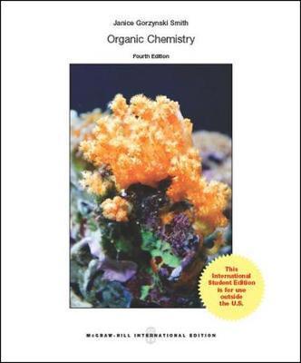 Organic Chemistry - Smith, Janice Gorzynski