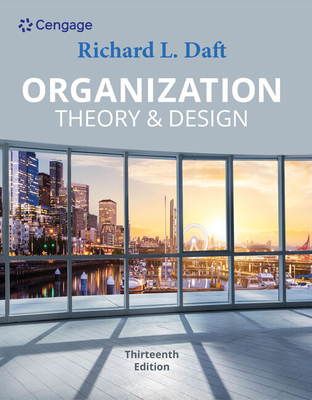 Organization Theory & Design - Daft, Richard
