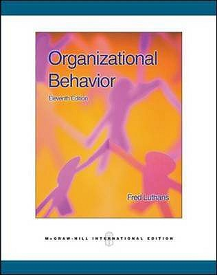Organizational Behavior - Luthans, Fred