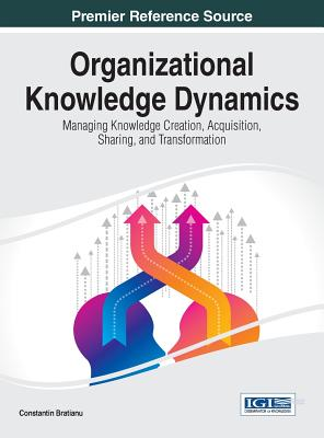 organizational knowledge creation Organizational knowledge creation knowledge creation is a dynamic capability that enables firms to achieve a sustainable competitive advantage on the market.