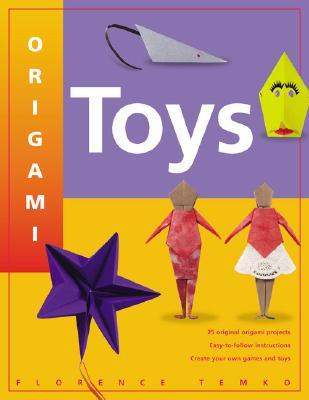 Origami Toys - Temko, Florence