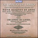 Orlando di Lasso: Cantiones Duarum Vocum, München 1577