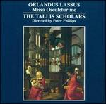 Orlandus Lassus: Missa Osculetur me