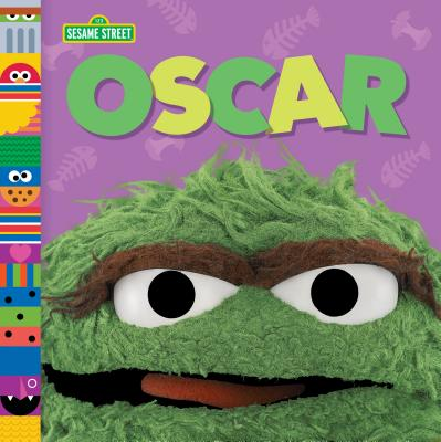 Oscar (Sesame Street Friends) - Posner-Sanchez, Andrea, and Random House (Illustrator)