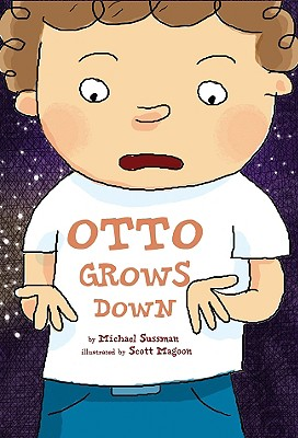 Otto Grows Down - Sussman, Michael B