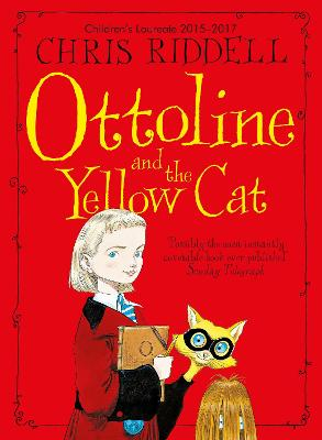 Ottoline and the Yellow Cat - Riddell, Chris