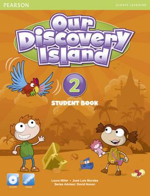 Our Discovery Island American Edition Students' Book with CD-rom 2 Pack - Miller, Laura, and Morales, Jose Luis