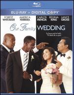 Our Family Wedding [2 Discs] [Includes Digital Copy] [Blu-ray] - Rick Famuyiwa