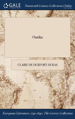 Ourika - Duras, Claire De Durfort