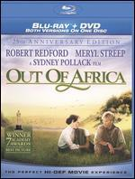 Out of Africa [25th Anniversary] [Blu-ray/DVD]