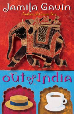 Out of India: An Anglo-Indian Childhood - Gavin, Jamila