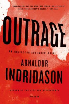 Outrage - Indridason, Arnaldur, Mr.