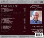 Owl Night: Music for organ by Carson Cooman Organ Music, Vol. 7