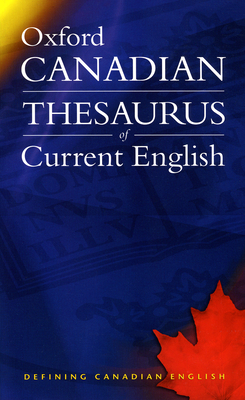 Oxford Canadian Thesaurus of Current English - Fitzgerald, Heather
