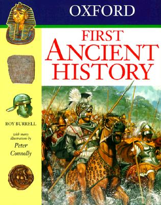 Oxford First Ancient History - Burrell, Roy