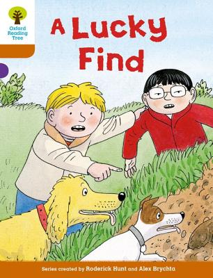 Oxford Reading Tree Biff, Chip and Kipper Stories Decode and Develop: Level 8: A Lucky Find - Hunt, Roderick
