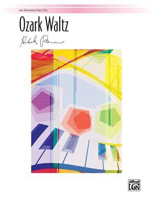 Ozark Waltz: Sheet - Peskanov, Alexander (Composer)