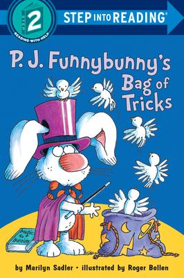 P.J. Funnybunny's Bag of Tricks - Sadler, Marilyn