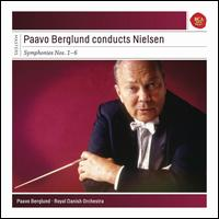Paavo Berglund conducts Nielsen Symphonies Nos. 1-6 - Royal Danish Orchestra; Paavo Berglund (conductor)