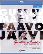 Paavo Jarvi: Gustav Mahler - Symphonies Nos. 5 & 6 [Blu-ray]