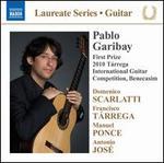 Pablo Garibay plays Scarlatti, Tárrega, Ponce, José