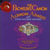 Pachelbel Canon, Albinoni Adagio & Other Baroque Melodies - Christian Larde (flute); Christian Larde (piccolo); Gérard Jarry (violin);...